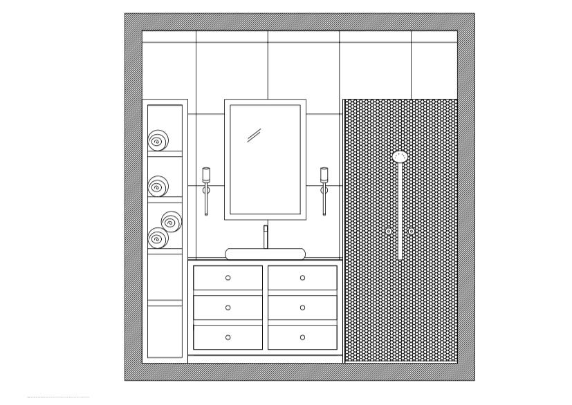 Projekt: Kopalnice v družinski hiši